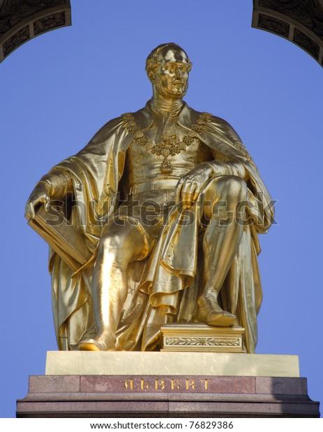 London - Prince albert memorial
