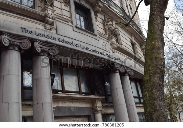 London School Economics Political Science Lse Stock Photo