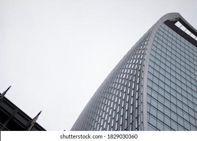 London skycraper - City England United Kingdom - Great Britain street High Building