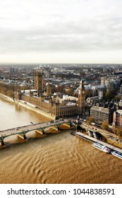 London skyline, include many iconic landmarks such as Westminster Palace, Big Ben, Westminster Bridge and Westminster Abbey.