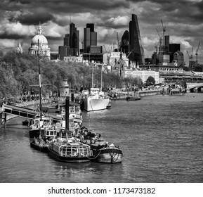 London Skyline North bank