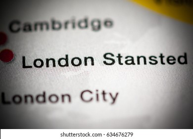 London Stansted, England, UK
