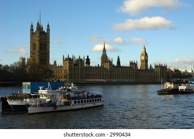 London Thames and Westminster