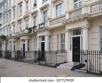 London,  townhouses in Belgravia