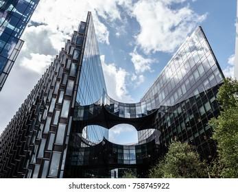 London, UK - 05/02/2017 : PwC Building