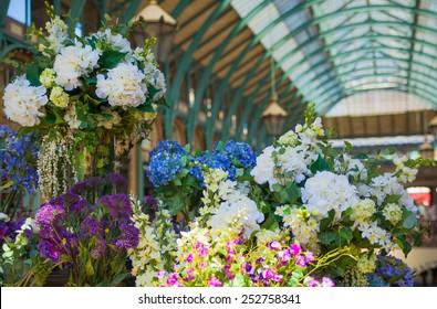 Covent Garden Flower Market Images Stock Photos Vectors Shutterstock