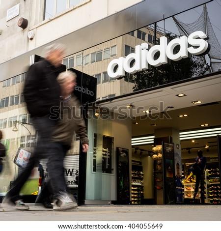 LONDON UK 23 NOVEMBER 2011 Blurred Stock Photo (Edit Now) 404055649 ... 1f1784f6e