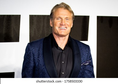 London, UK. 28th November, 2018. Dolph Lundgren attending The European Premiere of CREED II at BFI IMAX London Waterloo on Wednesday 28th November