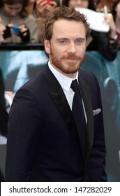 London, UK. 310512. Michael Fassbender at the World Premiere of  the film Prometheus held at the Empire, Leicester Square. 31 May 2012.