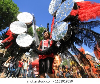 London, UK- August 28th 2011: Notting Hill Carnival