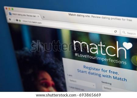 London-Dating-Website für Profis