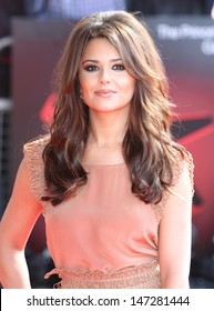 London. UK.   Cheryl Cole  at the Princes Trust & L'Oreal Paris Celebrate Success Awards at the Odeon,  Londons Leicester Square. 23rd March 2011.