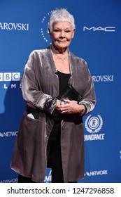 LONDON, UK. December 02, 2018: Dame Judi Dench at the British Independent Film Awards 2018 at Old Billingsgate, London.Picture: Steve Vas/Featureflash