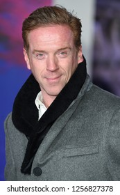 "LONDON, UK. December 12, 2018: Damien Lewis at the UK premiere of ""Mary Poppins Returns"" at the Royal Albert Hall, London.