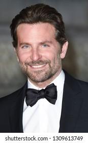 LONDON, UK. February 10, 2019: Bradley Cooper arriving for the BAFTA Film Awards 2019 at the Royal Albert Hall, London.Picture: Steve Vas/Featureflash