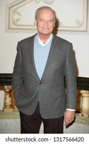 """LONDON, UK. February 19, 2019: Kelsey Grammer at the announcement for a new production of """"Man of La Mancha"""" at the London Coliseum, London.Picture: Steve Vas/Featureflash"""