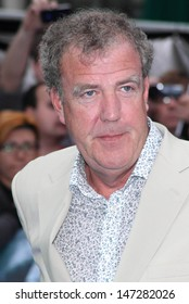 London, UK. Jeremy Clarkson at World Premiere of Prometheus at the Empire, Leicester Square. 31st May 2012.