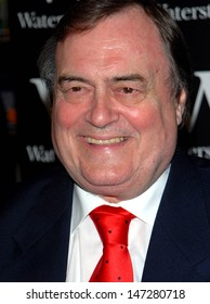 London. UK. John Prescott at his book signing session of his autobiography 'PREZZA My Story: Pulling No Punches' at Waterstone's in London. 30th May 2008.