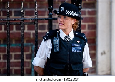 Police woman uniform uk