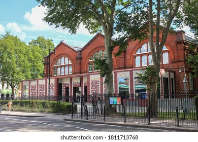 London / UK - July 12 2020: V&A Museum of Childhood, Bethnal Green, East London
