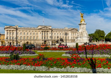 London, UK - July 14,2016 - Buckingham Palace in London