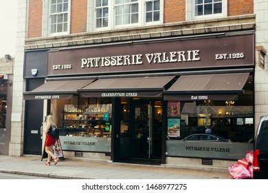 Imágenes, fotos de stock y vectores sobre Cake London