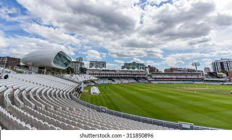 Lords Cricket Ground Images Stock Photos Vectors Shutterstock