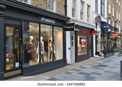 release date: f4149 fda10 Pinko Shop Images, Stock Photos & Vectors   Shutterstock