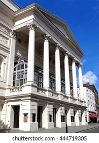 London, UK, June 14 2009 - The Royal Opera House, Covent Garden which is the home of the Royal Opera and the Royal Ballet