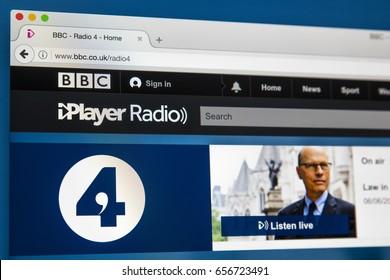 Internet Radio Station Logo Stock Photos, Images