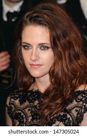 London, UK. Kristen Stewart at the Twilight Saga Breaking Dawn Part 2' UK premiere, held at Empire, Leicester Square. 14th November 2012.