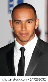London, UK. Lewis Hamilton at the Sports for Peace - Honouring and celebrating Muhammed Ali held at the Victoria and Albert Museum, Kensington. 25th July 2012. Keith Mayhew/Landmark Media