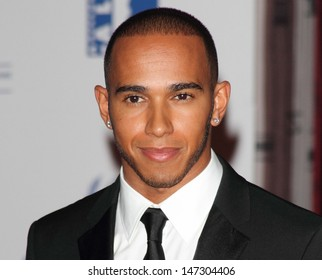 London, UK. Lewis Hamilton at the Sports for Peace - Honouring and celebrating Muhammed Ali held at the Victoria and Albert Museum, Kensington. 25th July 2012.