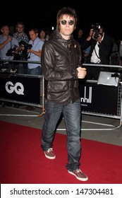 London, UK. Liam Gallagher at the GQ Men of the Year Awards at the Royal Opera House, Covent Garden. 4th September 2012.