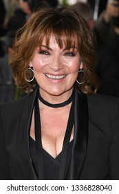 LONDON, UK. March 12, 2019: Lorraine Kelly arriving for the TRIC Awards 2019 at the Grosvenor House Hotel, London.Picture: Steve Vas/Featureflash
