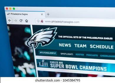 Philadelphia Eagles Images, Stock Photos & Vectors | Shutterstock