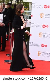 LONDON, UK. May 12, 2019: Ruth Wilson arriving for the BAFTA TV Awards 2019 at the Royal Festival Hall, London.