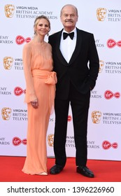 LONDON, UK. May 12, 2019: Kelsey Grammer arriving for the BAFTA TV Awards 2019 at the Royal Festival Hall, London.Picture: Steve Vas/Featureflash