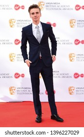 LONDON, UK. May 12, 2019: Joe Sugg arriving for the BAFTA TV Awards 2019 at the Royal Festival Hall, London.Picture: Steve Vas/Featureflash