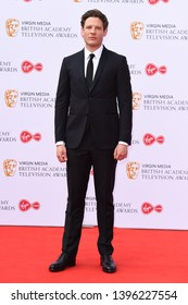 LONDON, UK. May 12, 2019: James Norton arriving for the BAFTA TV Awards 2019 at the Royal Festival Hall, London.