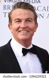 LONDON, UK. May 12, 2019: Bradley Walsh arriving for the BAFTA TV Awards 2019 at the Royal Festival Hall, London.