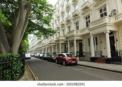 Bayswater london images stock photos vectors shutterstock london uk may 27 2016 victorian buildings in queens garden bayswater reheart Gallery