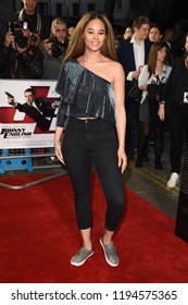 """LONDON, UK. October 03, 2018: Kiera-Nicole Brennan at the premiere of """"Johnny English Strikes Again"""" at the Curzon Mayfair, London.Picture: Steve Vas/Featureflash"""