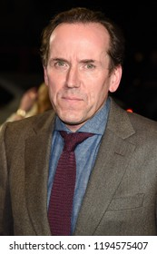 "LONDON, UK. October 03, 2018: Ben Miller at the premiere of ""Johnny English Strikes Again"" at the Curzon Mayfair, London.