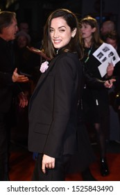 """LONDON, UK. October 08, 2019: Ana de Armas arriving for the """"Knives Out"""" screening as part of the London Film Festival 2019 at the Odeon Leicester Square, London.Picture: Steve Vas/Featureflash"""