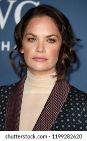 LONDON, UK. October 09, 2018: Ruth Wilson arriving for the 2018 IWC Schaffhausen Gala Dinner in Honour of the BFI at the Electric Light Station, London.