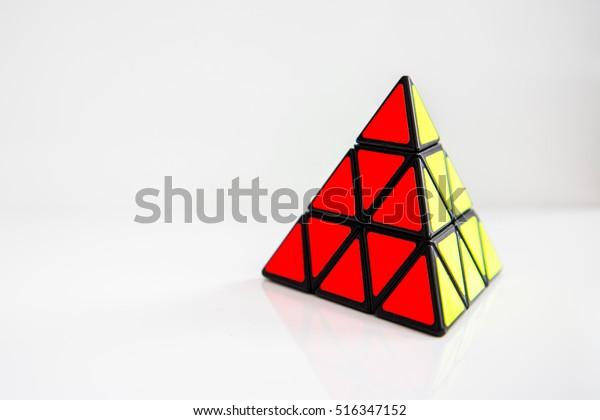 London Uk October 16 2016 Rubiks Stock Photo (Edit Now