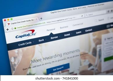 Capital one credit card uk login