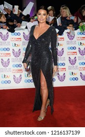 LONDON, UK. October 29, 2018: Jessica Wright at the Pride of Britain Awards 2018 at the Grosvenor House Hotel, London.Picture: Steve Vas/Featureflash