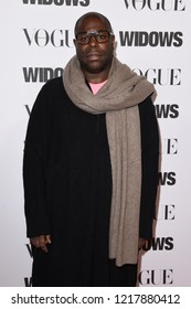 "LONDON, UK. October 31, 2018: Steve McQueen at the ""Widows"" special screening in association with Vogue at the Tate Modern, London.